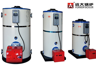 0.7mpa 1 Ton Vertical Steam Boiler Low Pressure For Food Processing Industry