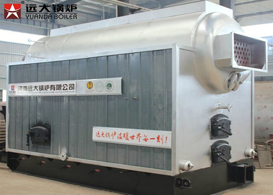 Industrial Coal Fired Hot Water Boiler Large Capacity Automatic Operation