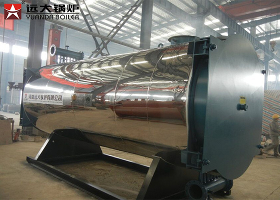 Stable Efficient 2500Kw Thermic Oil Boiler Automatic Running For Oil Plant